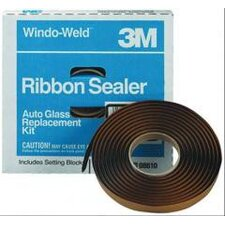 Ribbon Seal Glass Kit 1/4""""