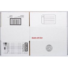 "16"" x 12"" x 8"" Scotch Mailing Box"