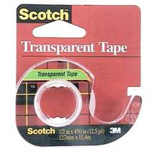 "1/2"" x 500"" Scotch® Transparent Tape 144"