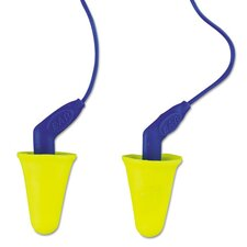 Push-Ins NRR 31 Corded Softouch Earplugs