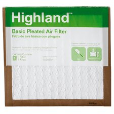 Highland Basic Pleated Air Filter