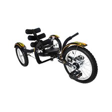 "16"" Mobito Three Wheel Cruiser"