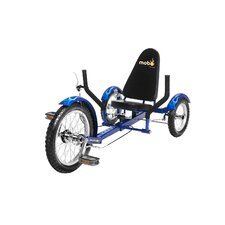 Three-Wheel Cruiser Tricycle