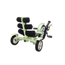 "12"" Mini Three Wheeled Cruiser"