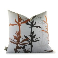 Morning Glory Wildflower Synthetic Pillow