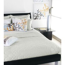 Spa Quilted Coverlet