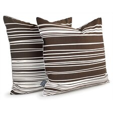 Madera Counterbalance Cotton Sateen Studio Pillow