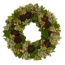 Peaceful Pond Wreath