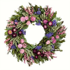 Summer Garden Wreath