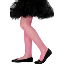 Sheer Fun Child's Fishnet Costume Tights