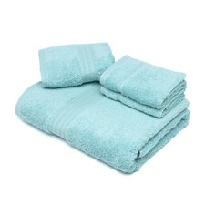 Luxury 4 Piece Towel Set