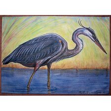Great Blue Heron Place Mat (Set of 4)