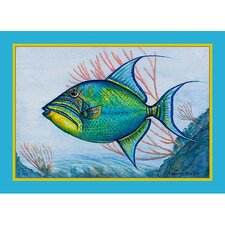 Trigger Fish Place Mat (Set of 4)