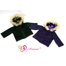 "Windy City Jacket for 18"" American Girl Doll"