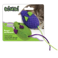 Go Cat Go Multi Mice Cat Toy