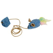 Play-N-Squeak Wee Catch of the Day Cat Toy