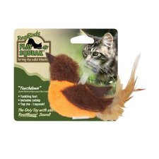 RealBirds Touchdown Cat Toy