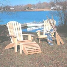 Oversized Adirondack Seating Group