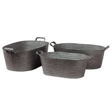 Oval Container (Set of 3)