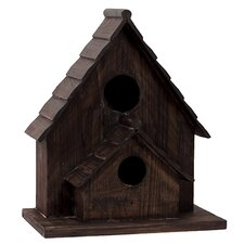 Mounted Birdhouse