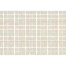 "Nature Glass 12-1/5"" x 18-1/10"" Mosaic in Beige"