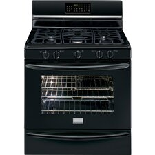 "Gallery Series 30"" Gas Freestanding Range with 5 Cu. Ft. True Convection Oven"