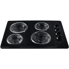 "30"" Electric Drop-In Cooktop"