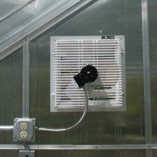 Greenhouse Motorized Shutter Fan
