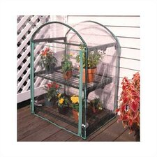 2 Tier Growing Rack Greenhouse