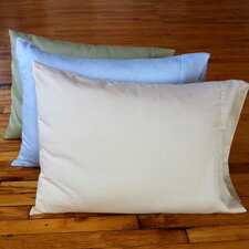 Kapok Queen Pillow with Organic Case