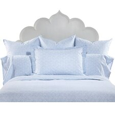 JR by John Robshaw Floret Light Indigo 200 Thread Count Sheet Set