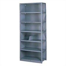 Q Line Closed Shelving, 5 Shelves (Starter)