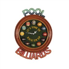 'It's Time' Clock