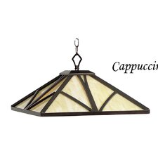 Chateau 1 Light Pendant Light