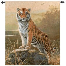Regal Tiger Tapestry