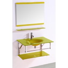 "31.5"" Sink Vanity Set with Mirror"
