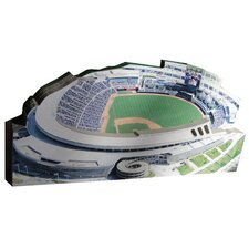 MLB Jumbo Stadium and Display Case