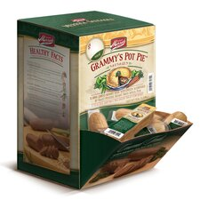 Grammy's Pot Pie Sausage Dog Treat (Case of 34)