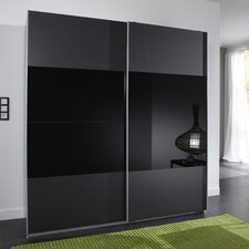 Munich 2 Door Sliding German Wardrobe