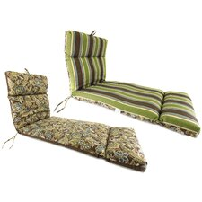 Chaise Lounge Reversible Cushion