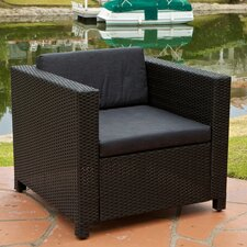 Bahamas Club Chair with Cushion