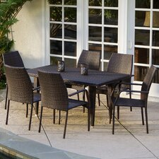 Canoga 7 Piece Dining Set