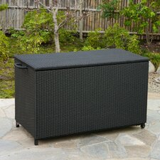 PE Wicker Cushion Box