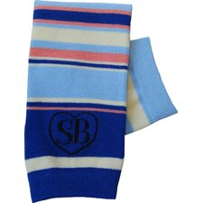 My Baby's Leg Warmers in Wild Blue