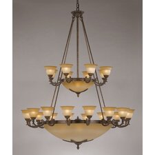 Oxford 33 Light Chandelier