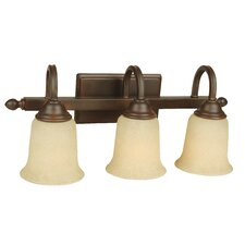 Madison 3 Light Bath Vanity Light