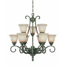 Sutherland 9 Light Chandelier