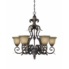 Devereaux 6 Light Chandelier
