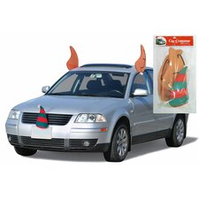 Elf Car Costume Kit