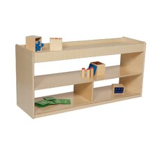 "Natural Environment 24"" Math/Language Cabinet"